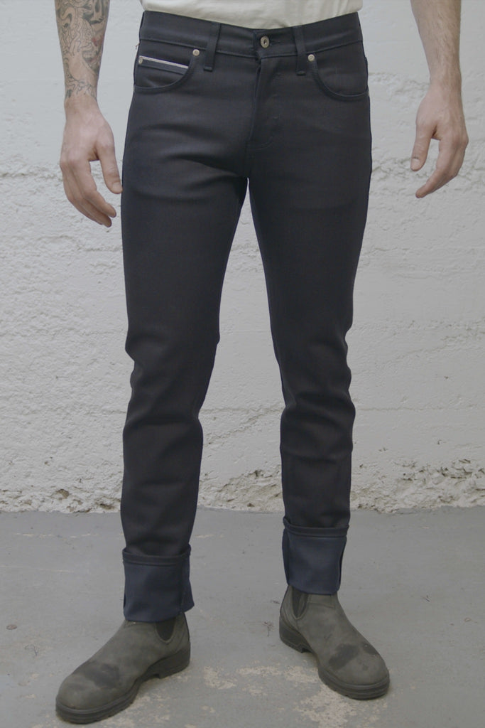 Super Guy Indigo Stretch Selvedge