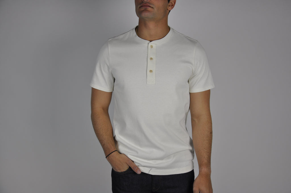 HEAVY BAG HENLEY