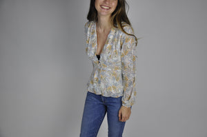 OCEAN MUSE BLOUSE