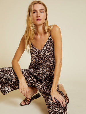 PIPPA JUMPSUIT | SAFARI