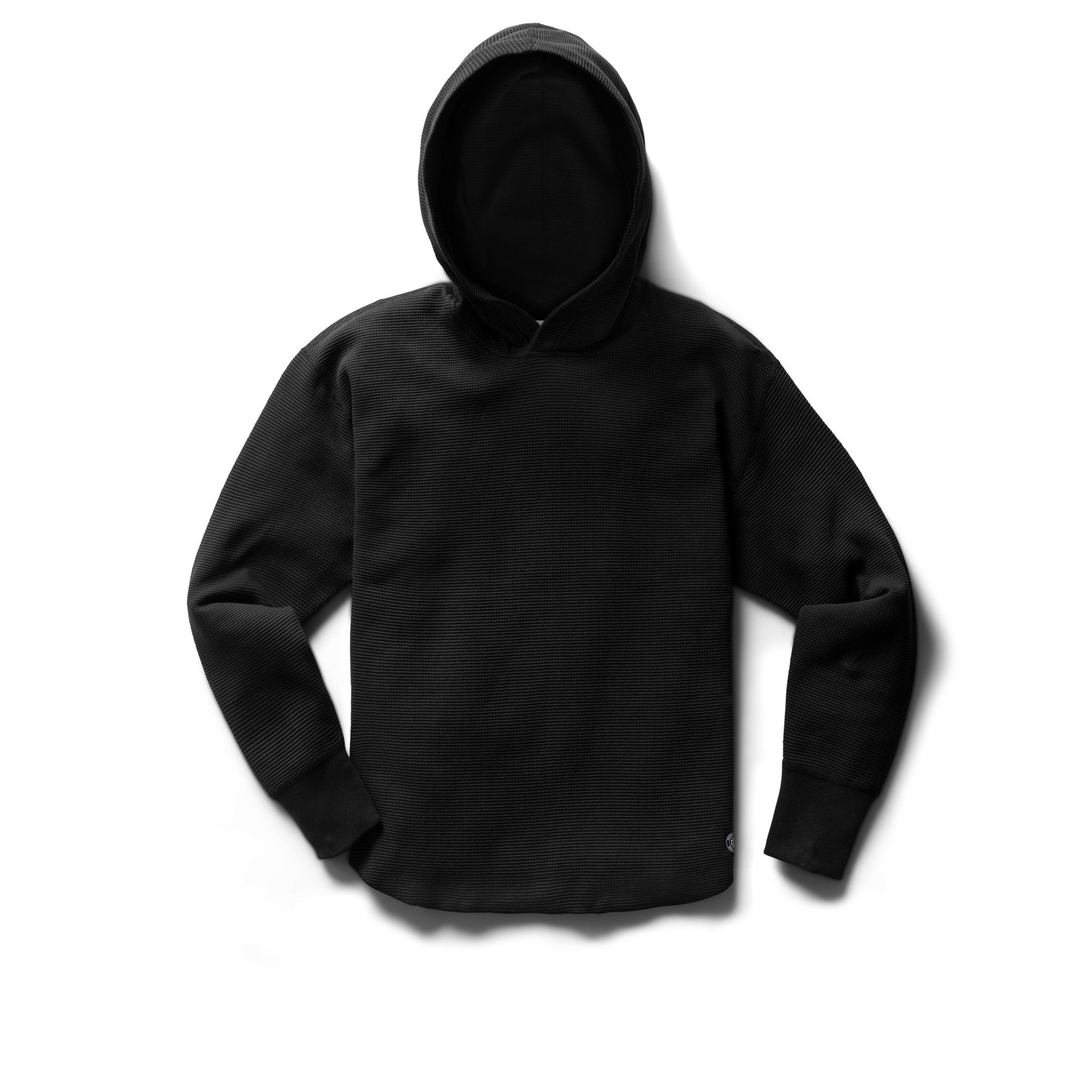 KNIT RELAXED PO HOODIE
