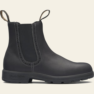 #1448 HIGH TOP BOOT | VOLTAN BLACK