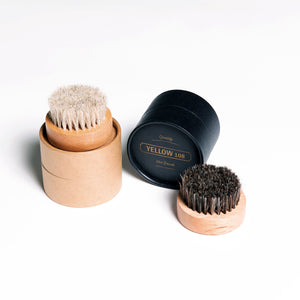 Horse Hair Hat Brush