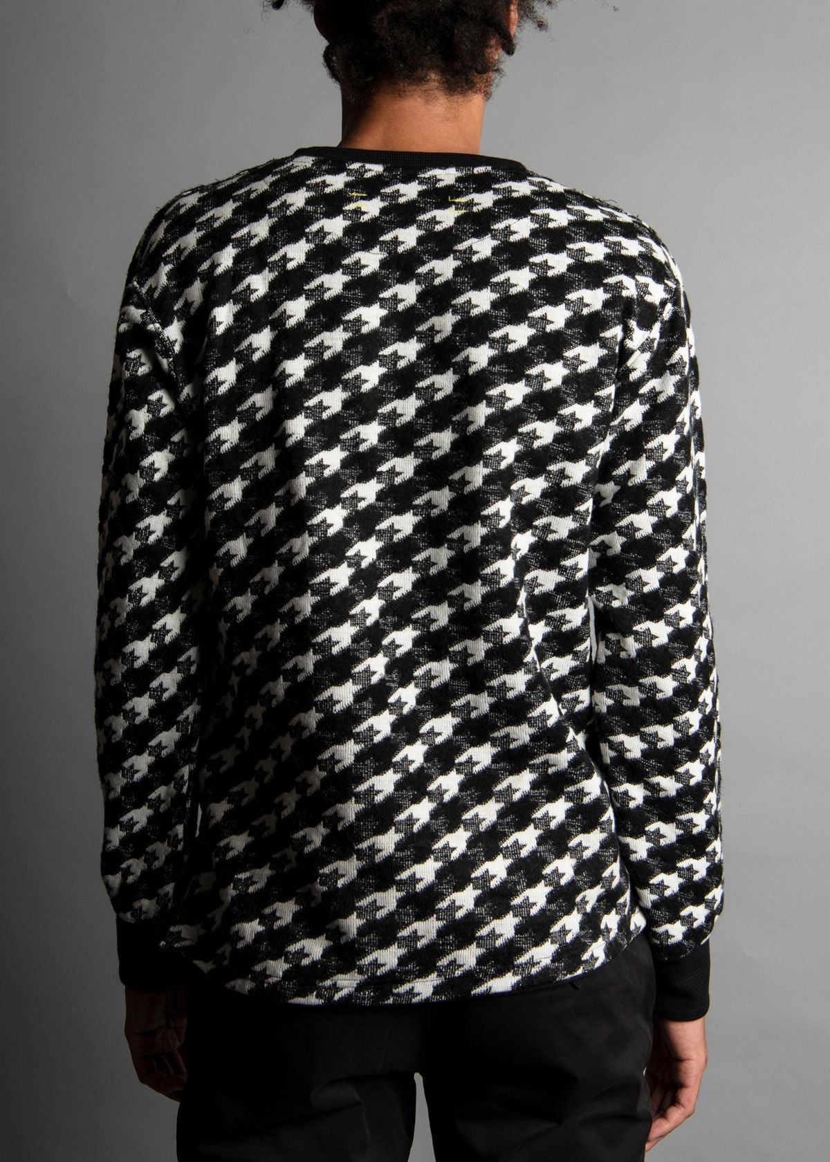 EXPLODED HOUNDSTOOTH