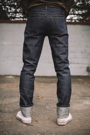 NEW STANDARD RAW DENIM