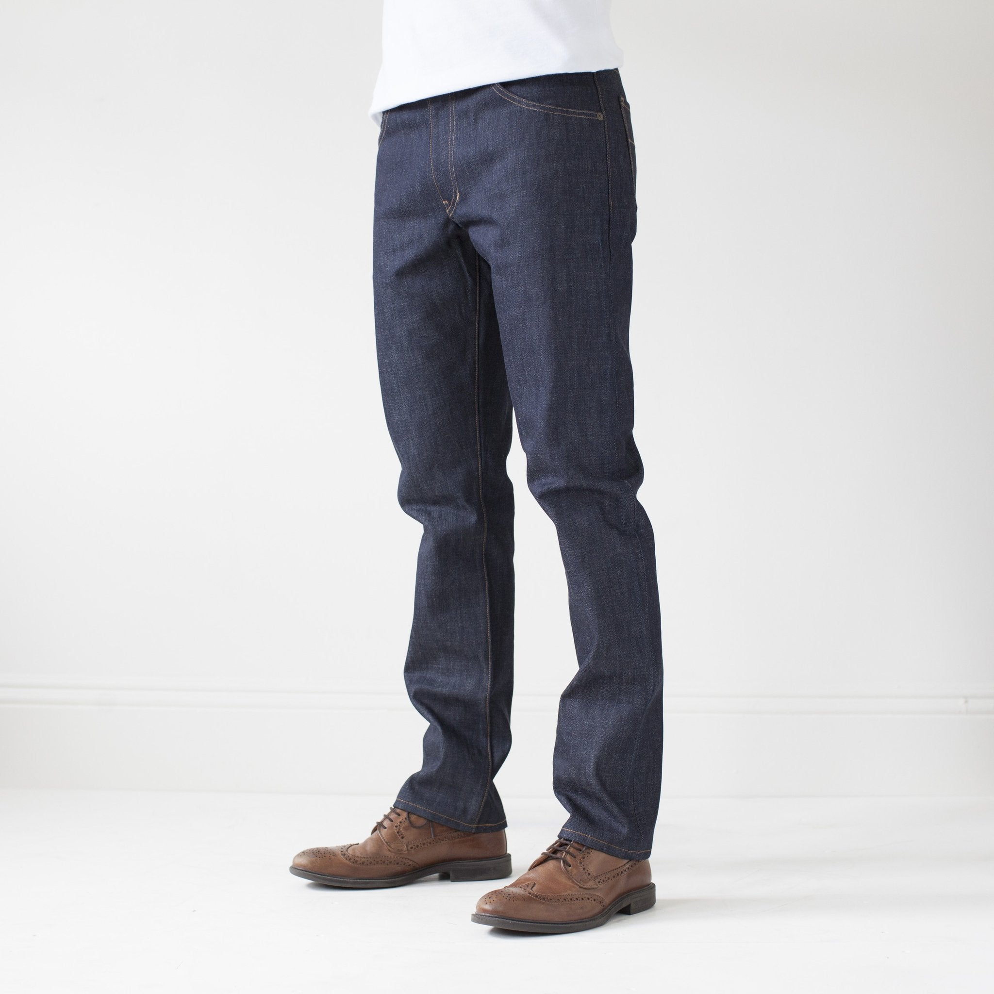 JONES | SELVAGE RAW