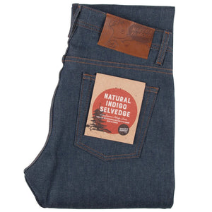 Natural Indigo Selvedge | Weird Guy