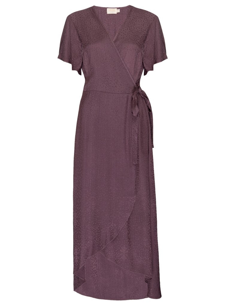 TRISTA EASY WRAP DRESS