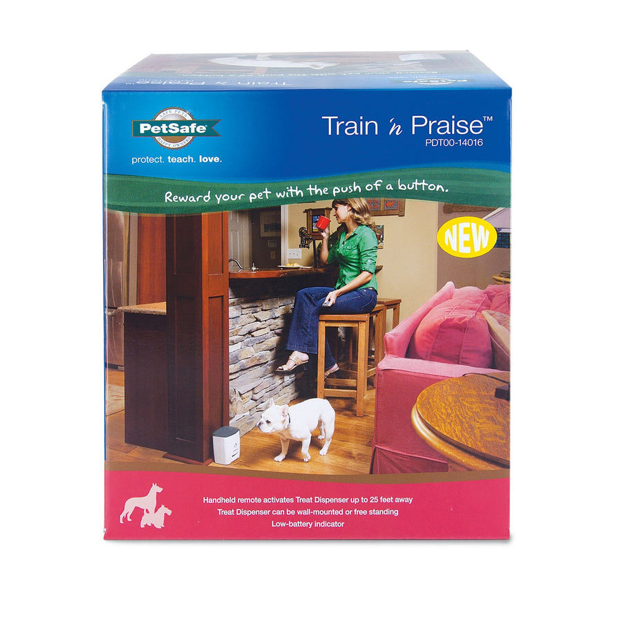 Train N' Praise Treat Dispenser