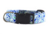 ChuckleHounds | Summer Paisley Dog Collar | Dog Accessory