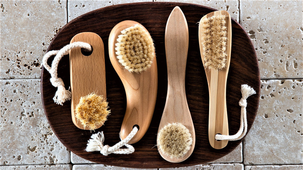 What is Dry Brushing, Why, How & When to Dry Brush?
