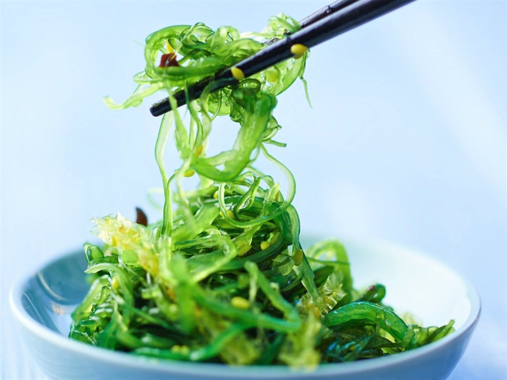 Seaweed Supplements...say what?!