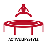 ACTIVE LIFESTYLE RED