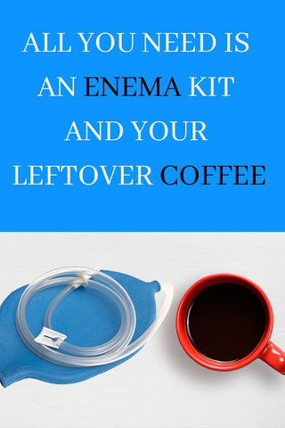 Coffee Enemas for Liver Cleansing | Detoxification Works ®