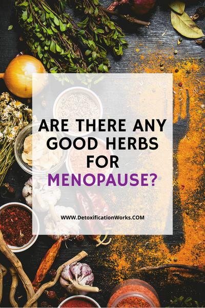 Are There Any Herbs for Menopause