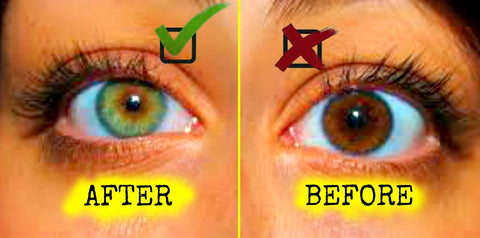 Can Your Eyes Change Color? | Detoxification Works ®