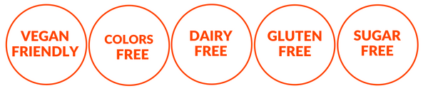 DAIRY FREE STAMPS acerola
