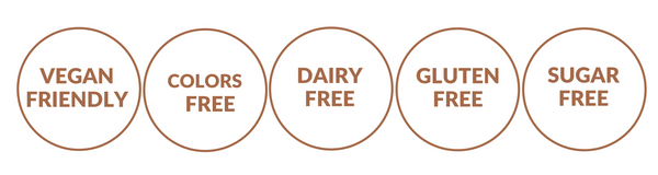 DAIRY FREE STAMPS parasite