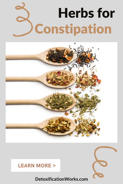Herbs for Constipation  As Constipation Remedies