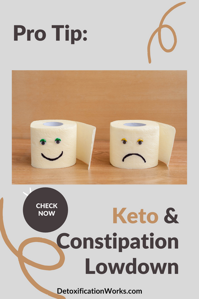Keto and Constipation Lowdown