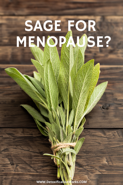 Sage for Menopause