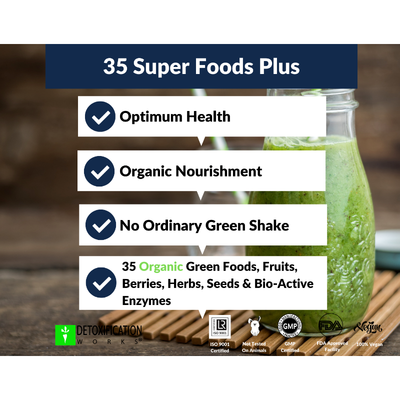 35 Super Foods Plus slide 4