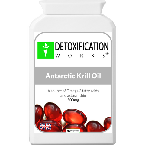 Antarctic Krill Oil - Detoxification Works ®