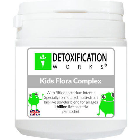 Kids Flora Complex - Detoxification Works ®