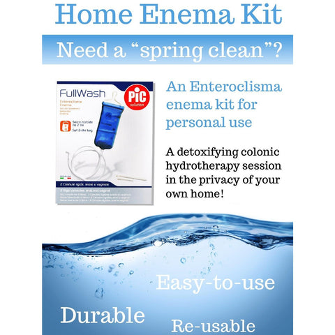Enema Kit - Detoxification Works ®