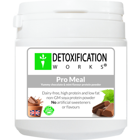 Pro Meal (Chocolate & Mint) - Detoxification Works ®