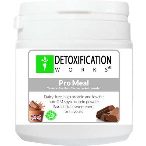 Pro Meal (Chocolate) - Detoxification Works ®