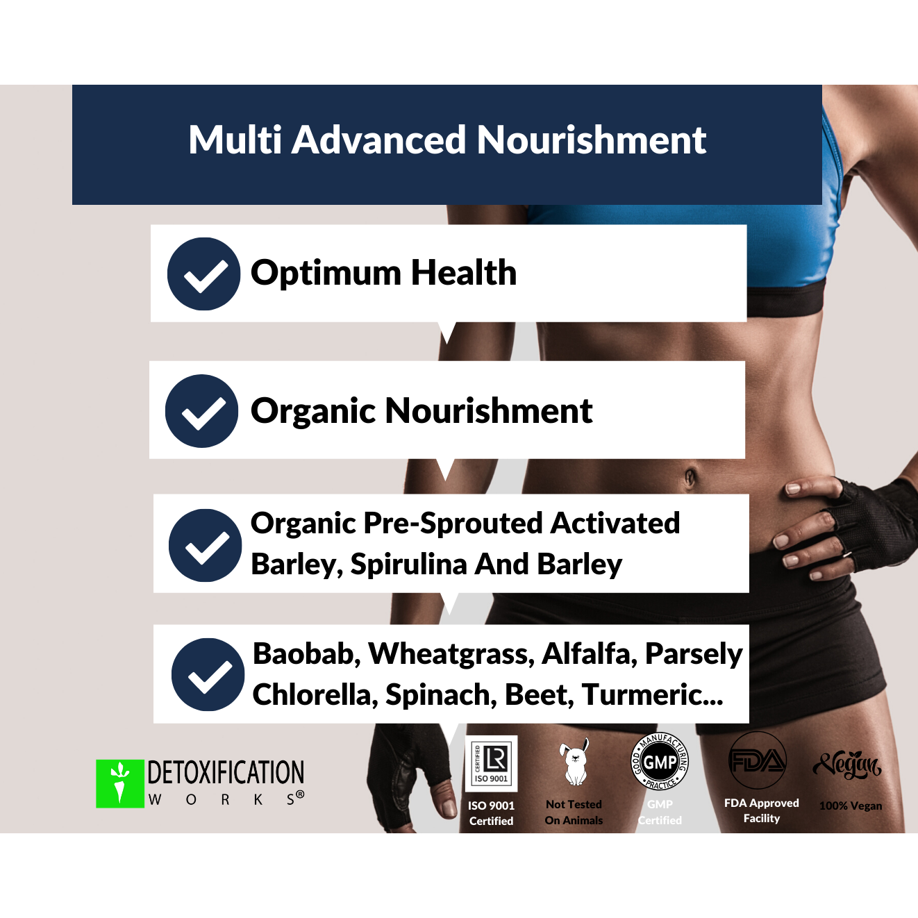 Multi Advanced Nourishment slide 5