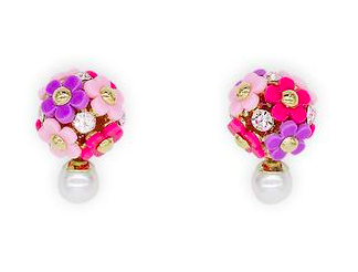 Floral Earrings That Are A Must For Your Collection