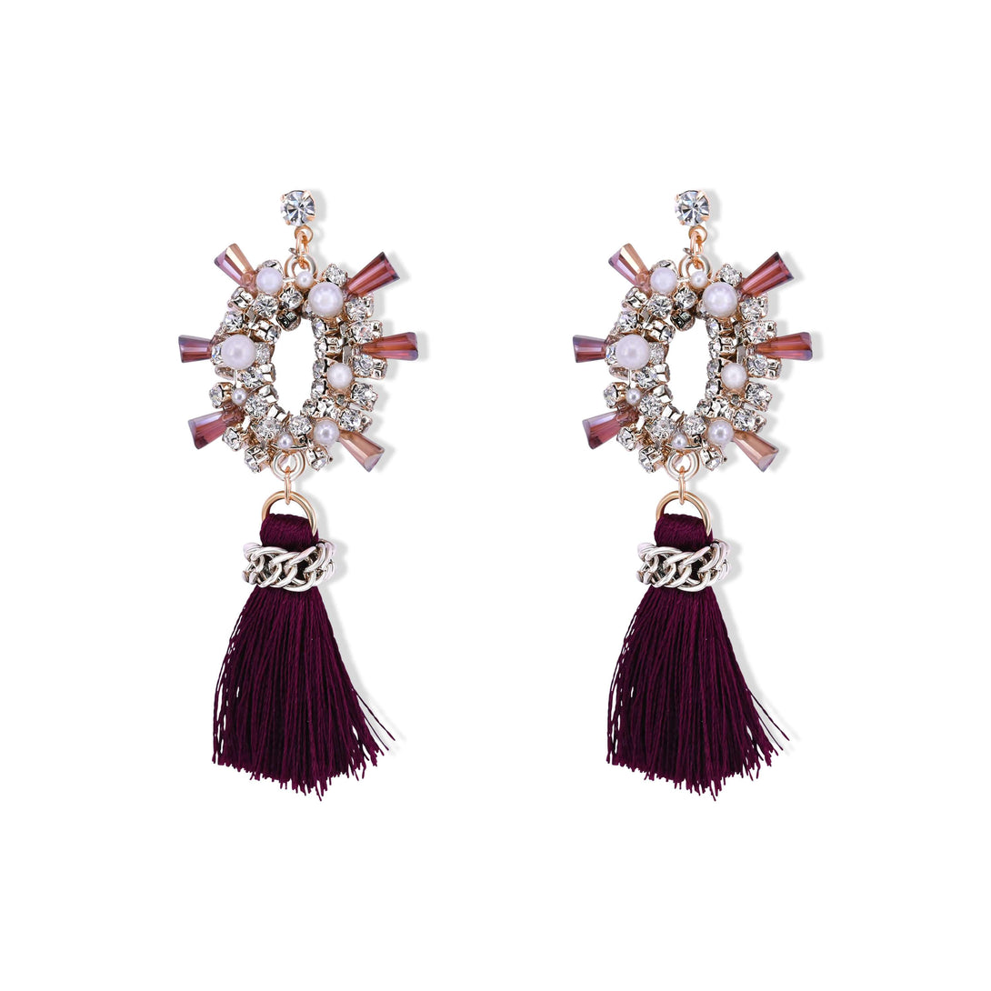 The Dramatic Entrance Earrings