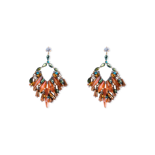 Autumn Morning Earrings