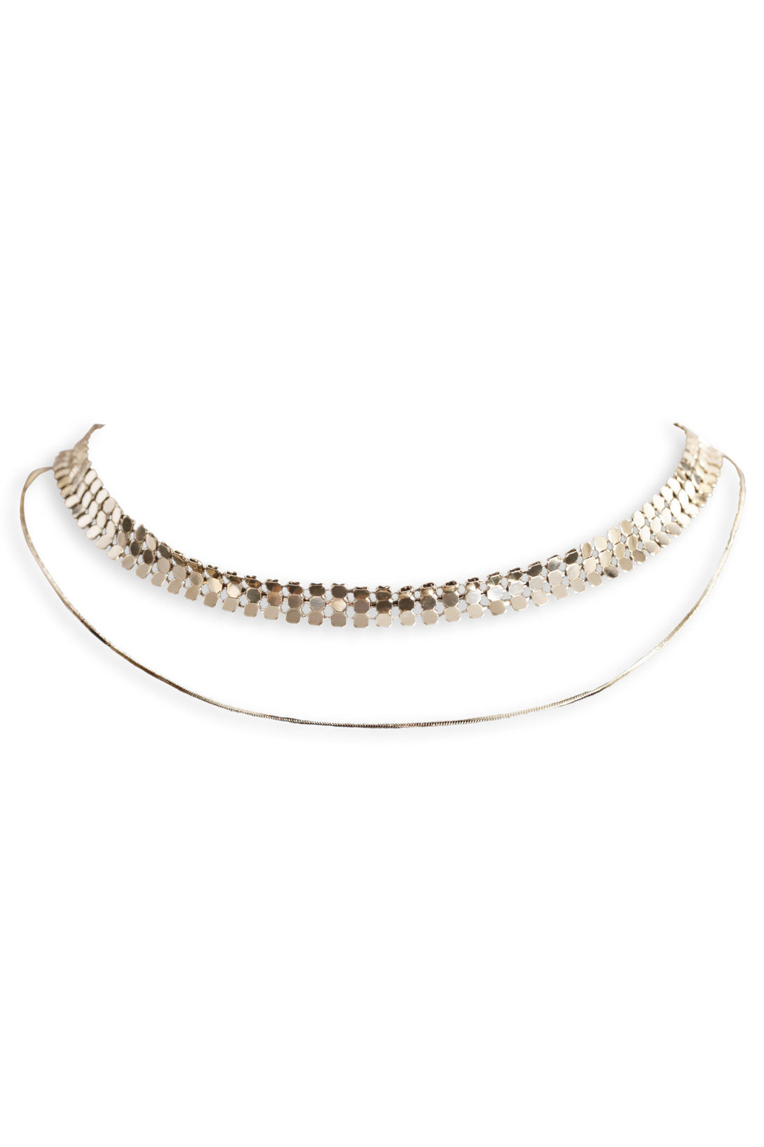 Simple Must-have Choker Necklace