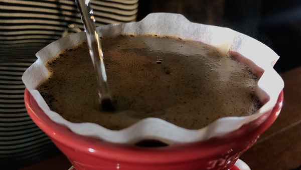 How to Brew the Perfect Cup of Coffee Using a V60