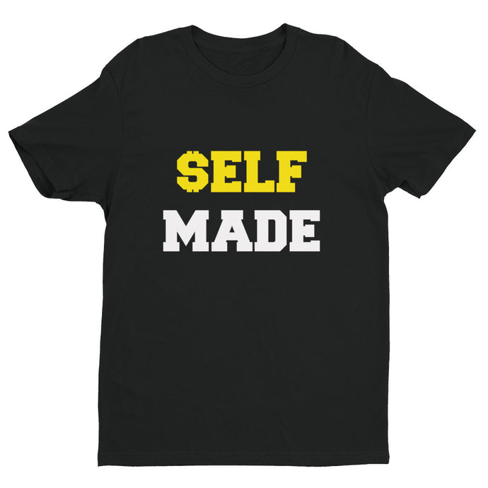 Self Made Short Sleeve Men's T-shirt