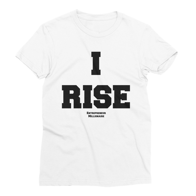 I Rise Short Sleeve Women's T-Shirt
