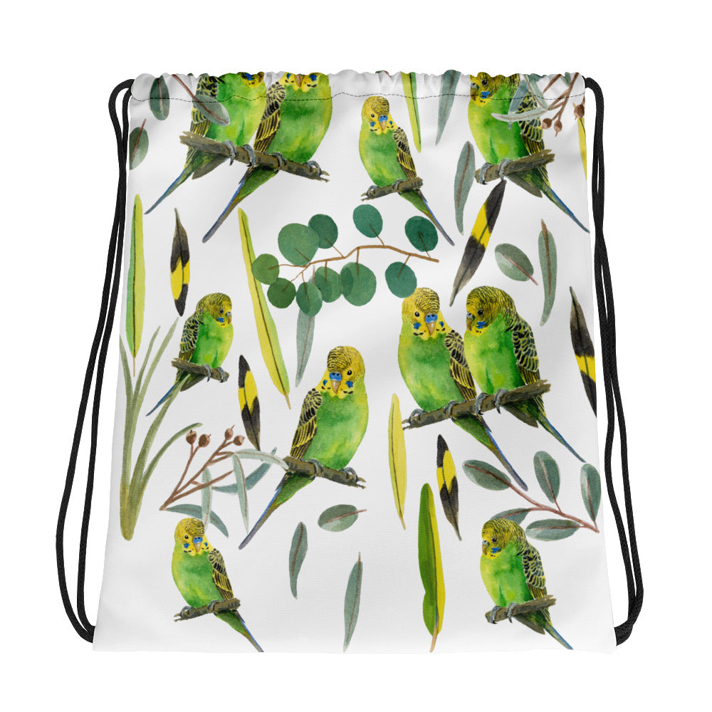 bags for parrot lovers