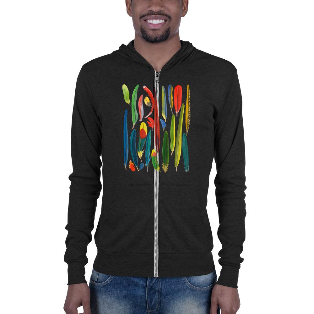 zippered hoodies