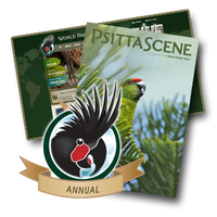 Single Membership (New) - World Parrot Trust