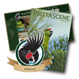 Joint Membership (New) - World Parrot Trust