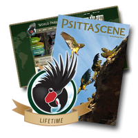 Conservation Member (Lifetime) - World Parrot Trust