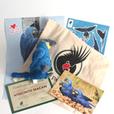 Hyacinth Macaw - World Parrot Trust