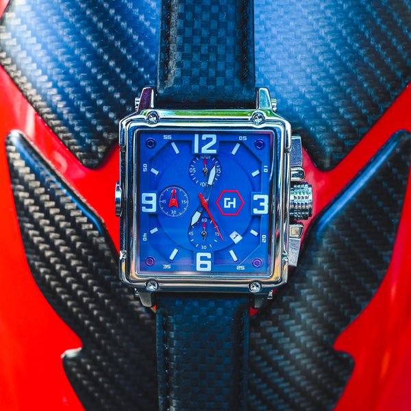 The McQueen: The Newest Addition to Gear'd Hardware's Watch Collection