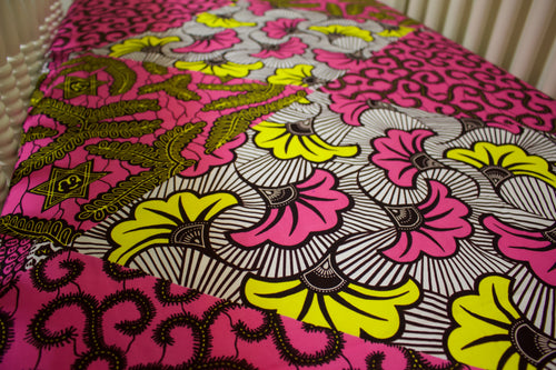 PINK LILY Fitted Sheet