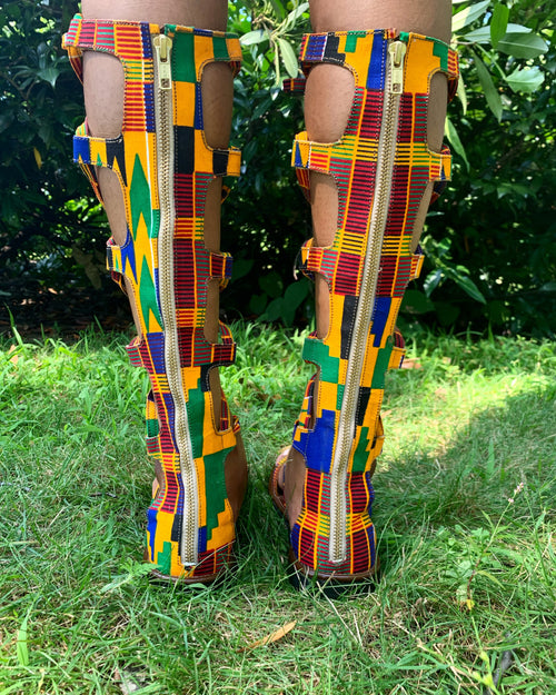 KENTE Dream Soles