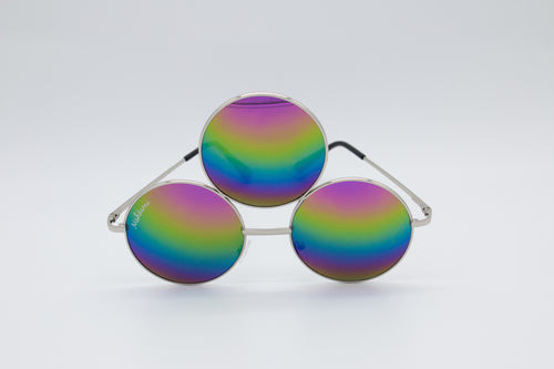 Rainbow Third Eye Shield