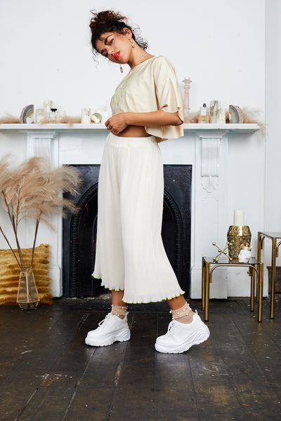 Moon Water Culottes